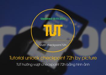 Cách vượt checkpoint 72h của Facebook bằng hình ảnh 2018 1