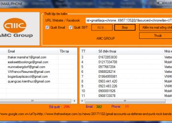 Share Tool Scan Mail Google SLL Mới Nhất 4