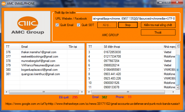 Untitled4 - Share Tool Scan Mail Google SLL Mới Nhất