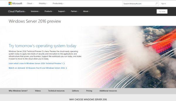 Untitled w 600 - Lab cài đặt và cấu hình Windows Server 2016