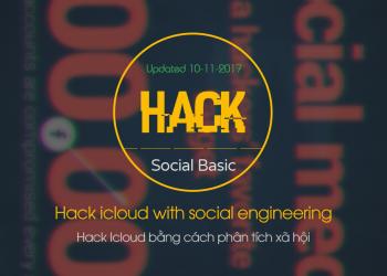 cách hack icloud