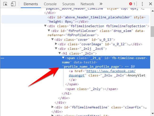 chu boi den - Share code tạo Tick xanh Facebook