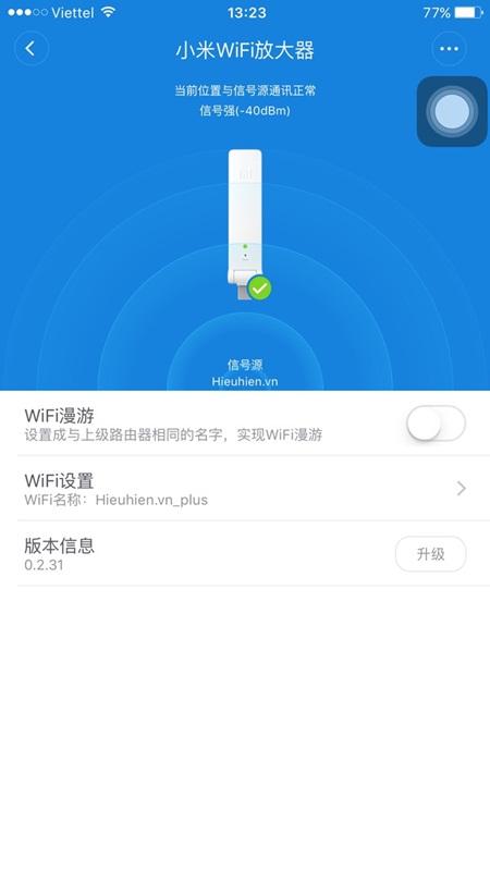 huong dan ket noi bo khuech dai song wifi xiaomi mi wifi repeater 016 - Repeater là gì? Cách cấu hình Wifi Xiaomi Repeater version 2