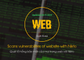 Scans vulnerabilities of every web page with Nikto