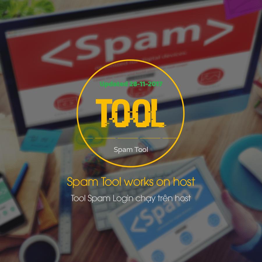 Tool Spam login