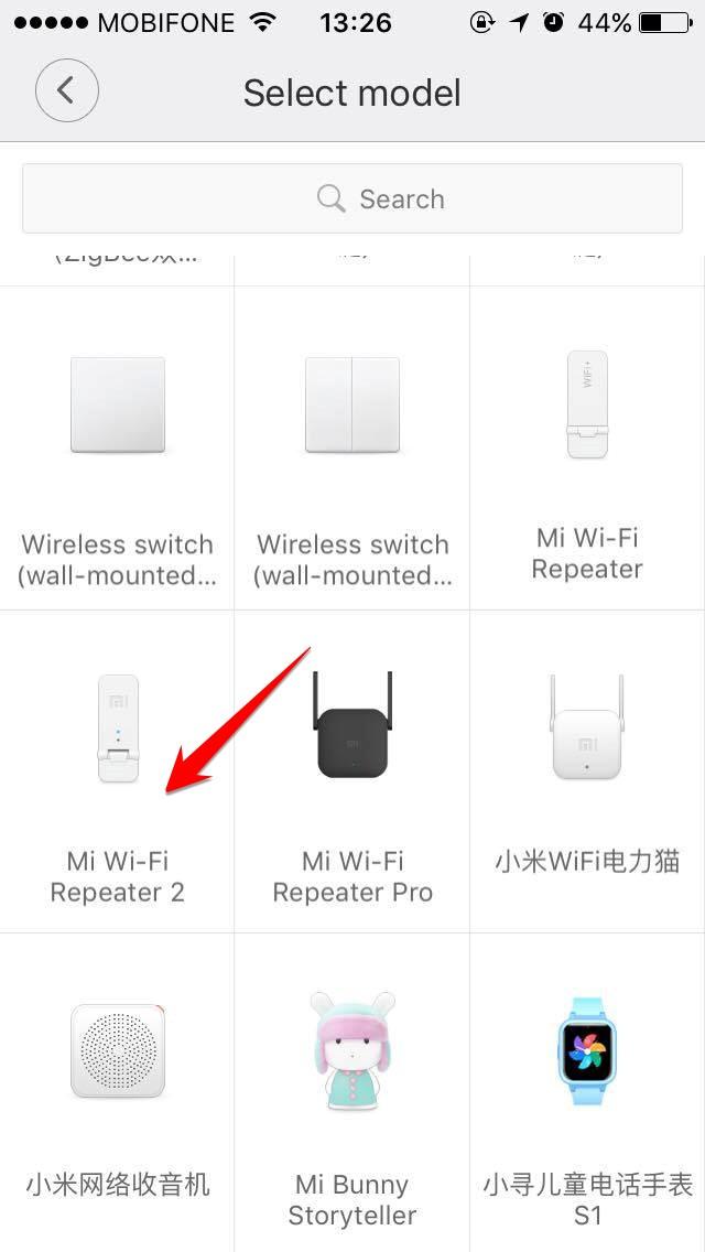 them thiet bi - Repeater là gì? Cách cấu hình Wifi Xiaomi Repeater version 2