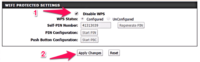 wifi nha ban co the bi hack trong mot not nhac neu khong tat wps 6 - Cách hack Wifi chưa tắt WPS bằng điện thoại