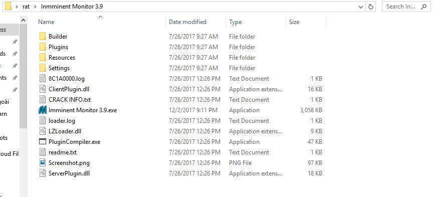Trojan xâm nhập máy tính với IM RAT