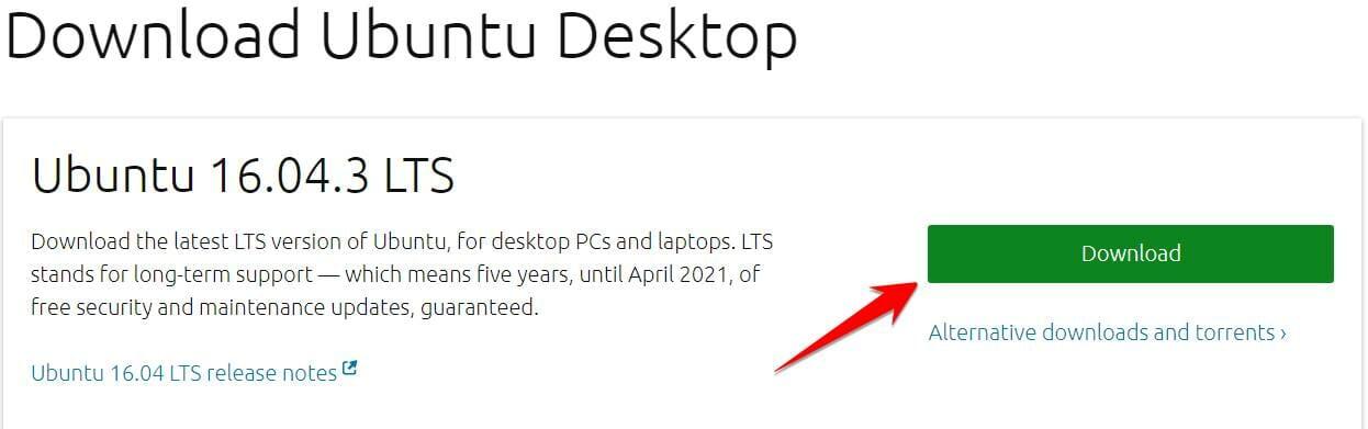 Hướng dẫn cài Ubuntu song song với Windows mới nhất