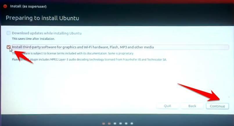 10 - Hướng dẫn cài Ubuntu song song với Windows 7/8/10 UEFI và GPT