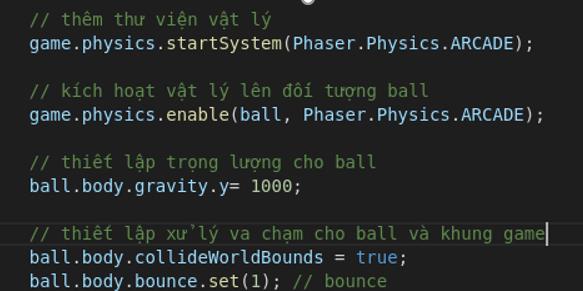 Hướng dẫn làm game javascript đơn giản bằng thư viện Phaser 10