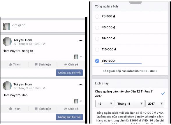Cách nuôi Acc Facebook Ads để chạy quảng cáo 7