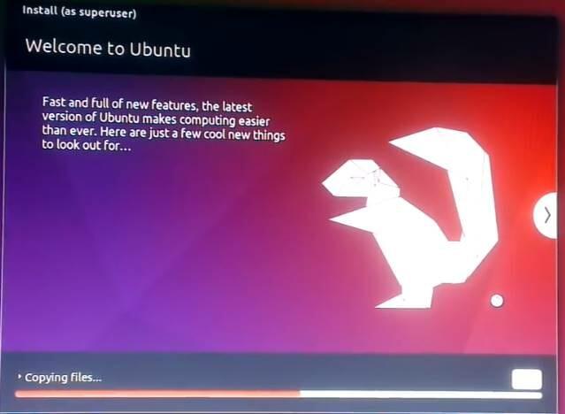 20 - Hướng dẫn cài Ubuntu song song với Windows 7/8/10 UEFI và GPT
