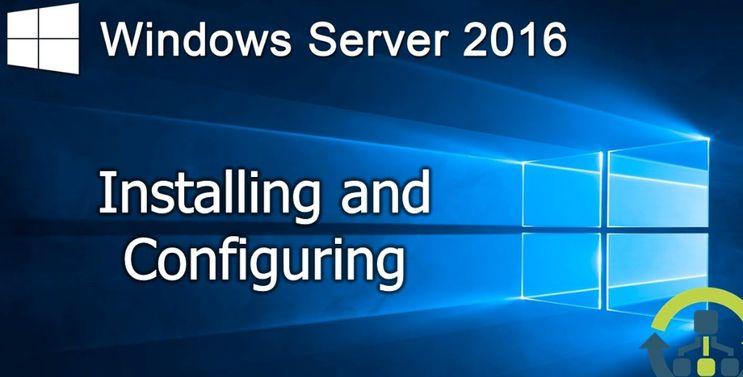 Lab cài đặt và cấu hình Windows Server 2016 13