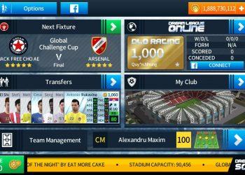 Hack Full Coin Dream League Soccer Trên Iphone 2