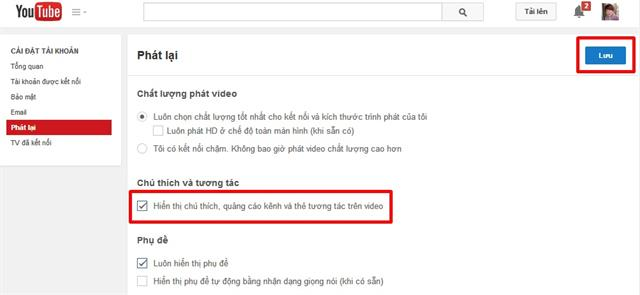 Youtube tat quang cao 2 201487134932 - Hướng dẫn Tắt bỏ quảng cáo trên Yotube