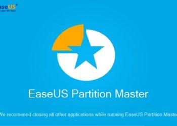 [Bản quyền] Phần mềm chia ổ đĩa EASEUS Partition Master 7