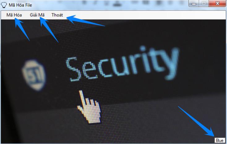 Phần mềm mã hóa file AnonSec