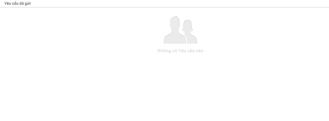 Hướng dẫn hủy tất cả lời mời kết bạn đã gửi trên facebook