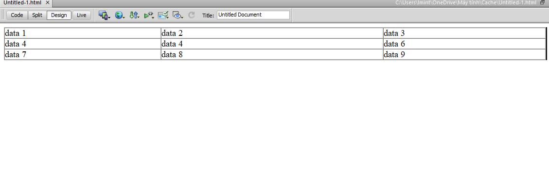 d4 - Tải trọn bộ phần mềm lập trình web Adobe Dreamweaver CS6