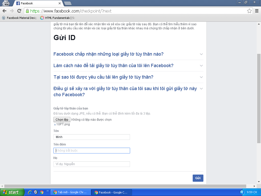 1 28 - Tut Facebook mới - Unlock check name 2018