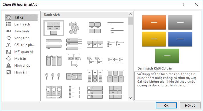 Hướng dẫn dùngSmartArt để tạo biểu đồ trên PowerPoint 29