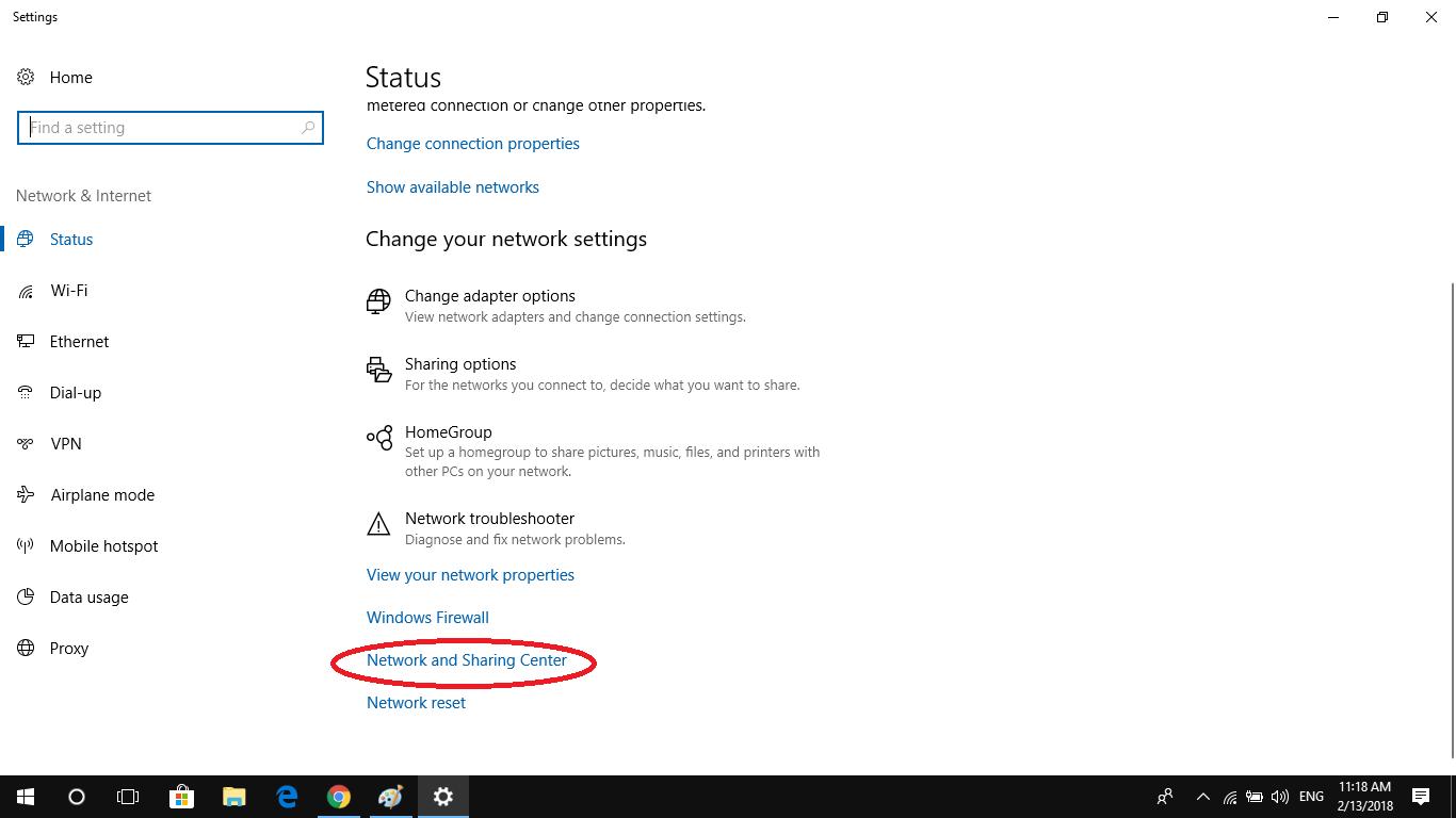 2 5 - Cách tăng tốc độ truy cập Internet cho Windows 10