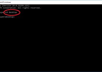 """Cách tạo ra thư mục """"bất tử"""" trên windows 2"""