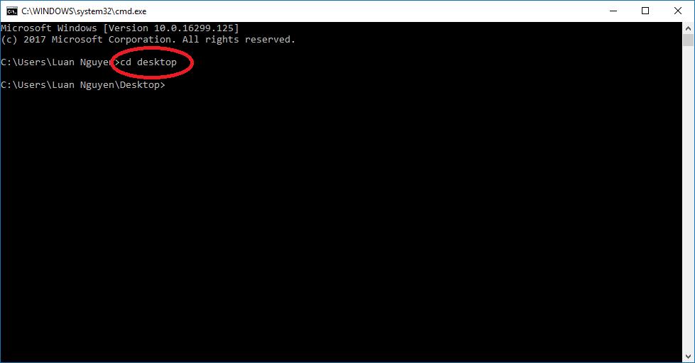 """Cách tạo ra thư mục """"bất tử"""" trên windows 26"""