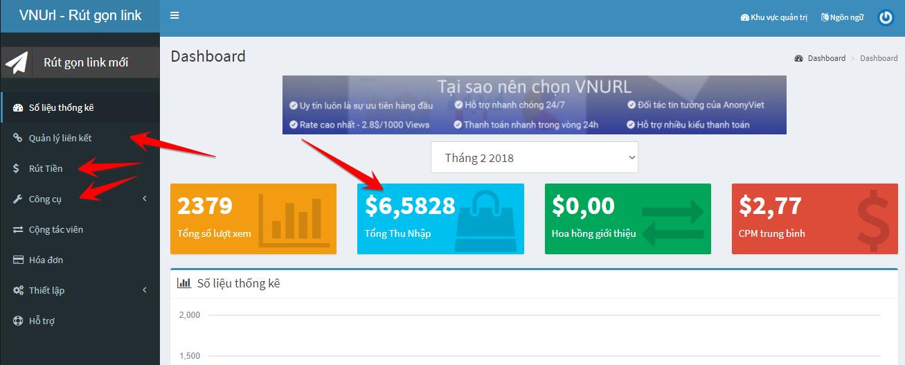 24 02 2018 07 41 56 - Cách kiếm tiền online với VNURL và quà tặng bất ngờ