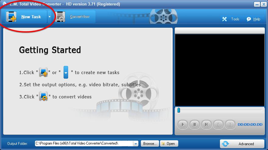 Cách dùng Total Video Converter để đổi đuôi video, nhạc 11