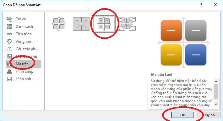 Hướng dẫn dùngSmartArt để tạo biểu đồ trên PowerPoint 30