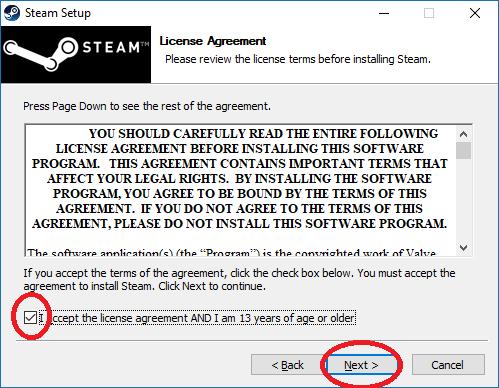3 6 - Hướng dẫn tải và đăng ký Steam để chơi game bản quyền