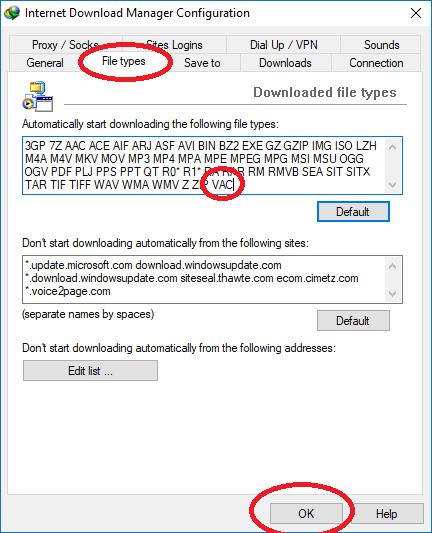5 14 - Mẹo sử dụng phần mềm Internet Download Manager hiệu quả