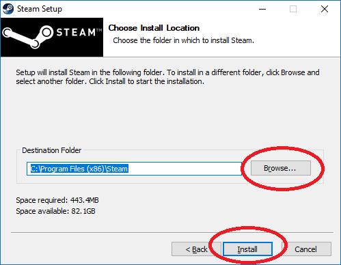 Hướng dẫn tải và đăng ký Steam để chơi game bản quyền