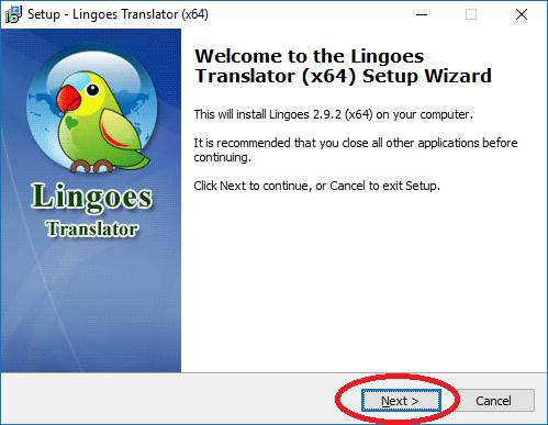 a 1 - Hướng dẫn cài đặt Lingoes - Phần mềm tra từ điển tốt nhất