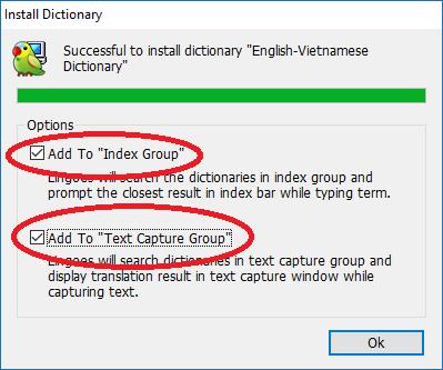 a 12 - Hướng dẫn cài đặt Lingoes - Phần mềm tra từ điển tốt nhất
