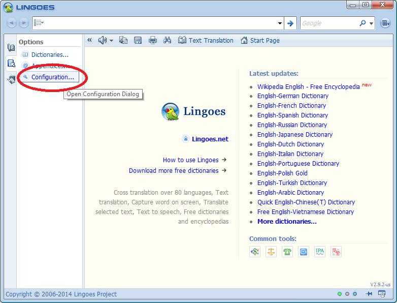 a 22 - Hướng dẫn cài đặt Lingoes - Phần mềm tra từ điển tốt nhất