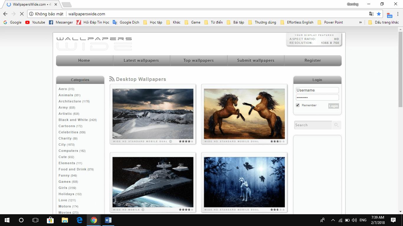 anv1 - Giới thiệu website cung cấp hình ảnh HD miễn phí đủ thể loại
