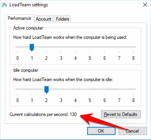 loadteam calculator