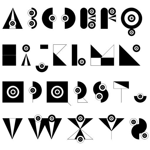 Share bộ font Photoshop cực chất cho dân Designer 39