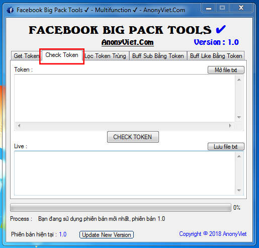 Facebook Big Pack Tools Version 1.6 by AnonyViet 51