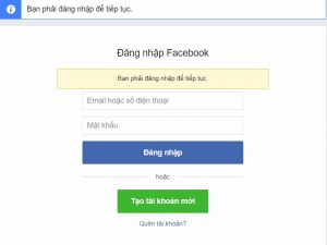 khoacc 300x225 - Cách Verify Facebook bảo vệ tài khoản theo kiểu BsLVeriF