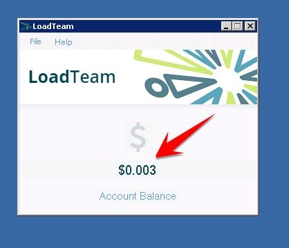 tien - [Tặng 0.6$] Cách treo máy kiếm tiền với LoadTeam