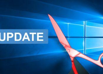 Tắt Auto Update trên Windows 10 triệt để 1