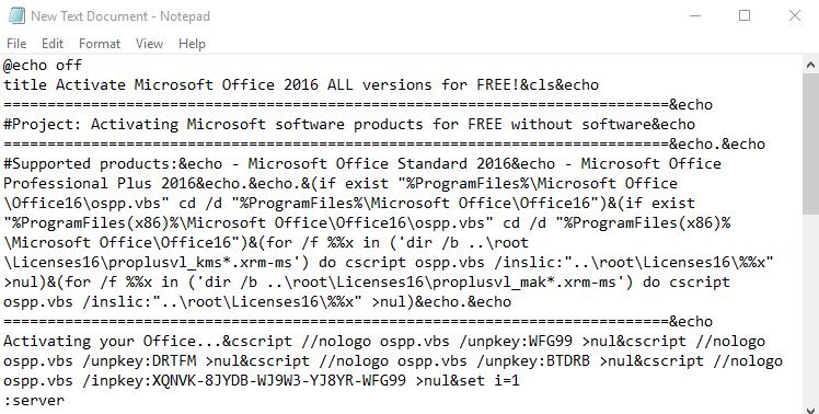 Kích hoạt trọn bộ Microsoft Office 2016 không cần phần mềm 20