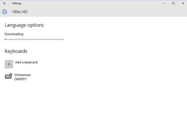 Hướng dẫn đổi ngôn ngữ Windows 10 sang tiếng Việt 24