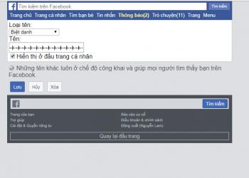 Hướng Dẫn Làm Wall Lag Để Chống Report Facebook 3