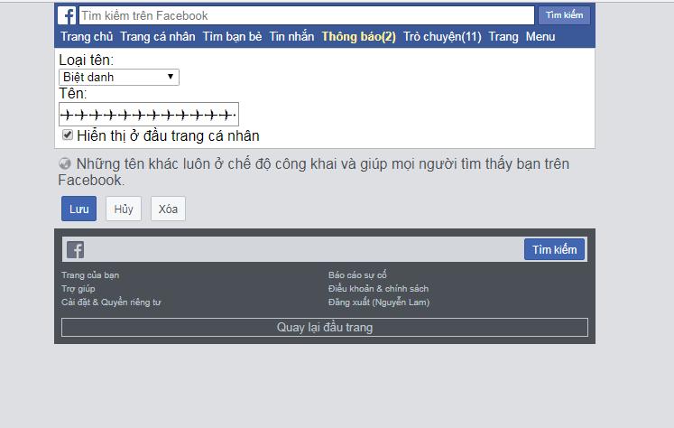 review4 - Hướng Dẫn Làm Wall Lag Để Chống Report Facebook