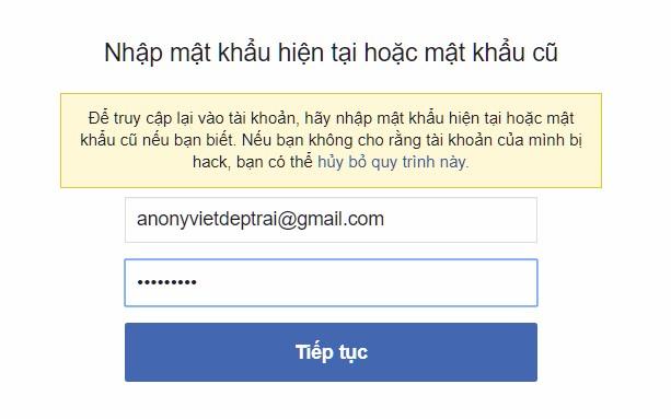 4 - Tài khoản Facebook bị hack phải làm sao?